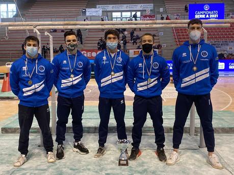 squadra juventus nova - serie a2 ancona