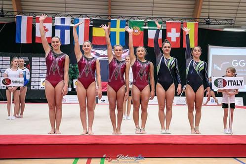 juventus nova melzo - gymnovacup 2019