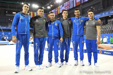marco sarrugerio - campionati europei