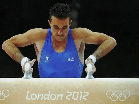 alberto busnari - giochi olimpici londra 2012
