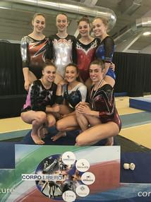 campionato nazionale individuale gold junior/senior - padova