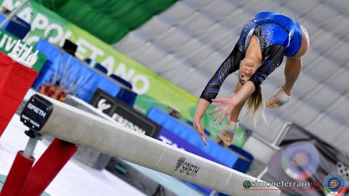arianna bellan - final six 2020 - napoli