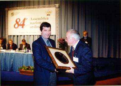 claudio vailati - assemblea nazionale ordinaria fgi 1994