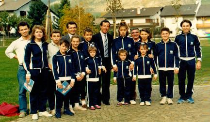 collegiale 1987 - prato allo stelvio