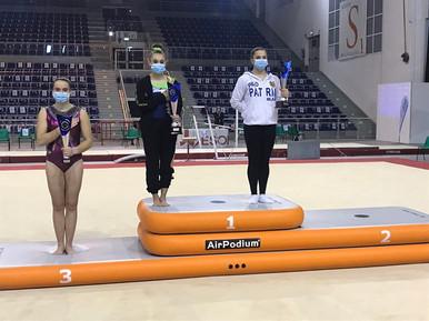 alessia canali - campionato nazionale individuale gold s1 - jesolo