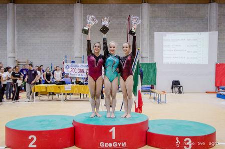 clara colombo - campionato nazionale gold