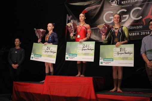 alessia canali - gymnova cup 2018