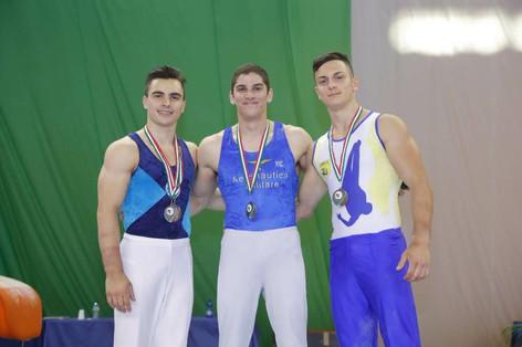 marco sarrugerio - campionati assoluti 2018