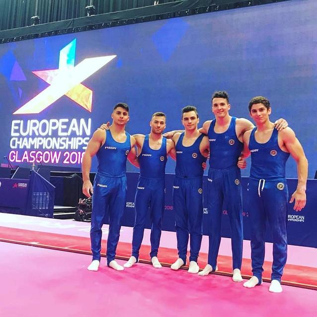 marco sarrugerio - european championship