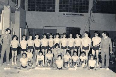 squadra agonistica maschile 1973