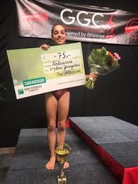 diana barbanotti - gymnovacup 2019