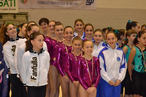 campionato regionale serie b 2013 - arcore