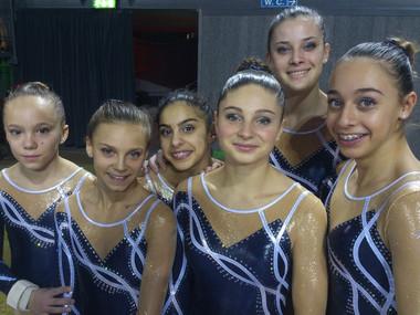 squadra femminilejuventus nova melzo serie a2 2014 - firenze