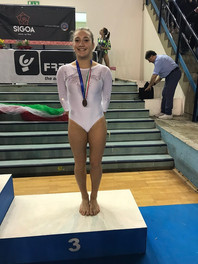 arianna bellan - nazionale individuale gold s1 - aci castello