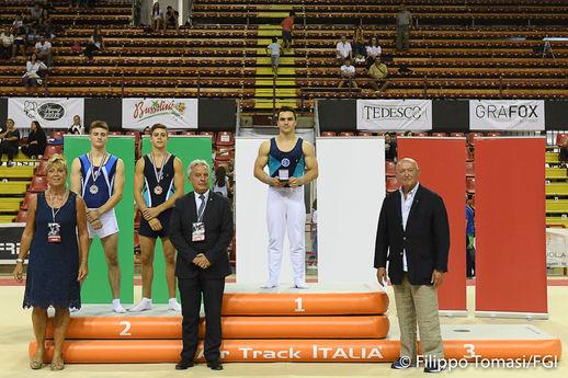 marco sarrugerio - campionati italiani assoluti 2017