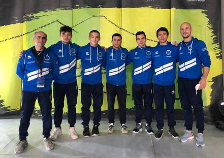 squadra maschile serie a1 - napoli