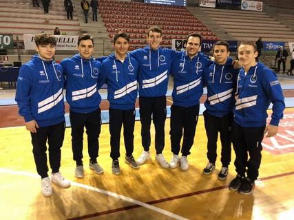 squadra maschile serie a1 - ancona