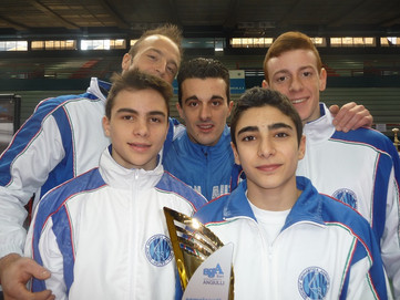 squadra serie a2 2013 - bari