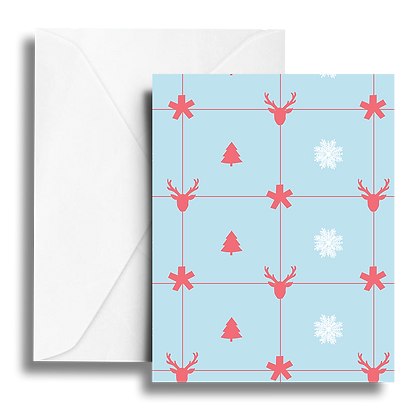 Holiday Rug Note Card