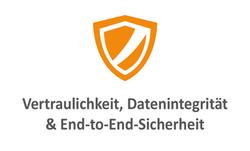 Sicherheit orange