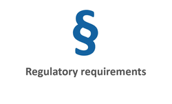 Regulatory requirements blau