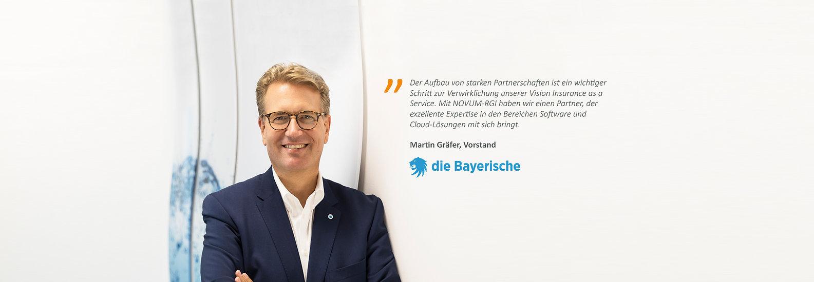 Slider Referenz Martin Gräfer die Bayeri