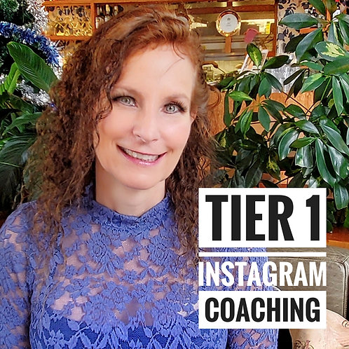 Tier 1 - Instagram coaching!