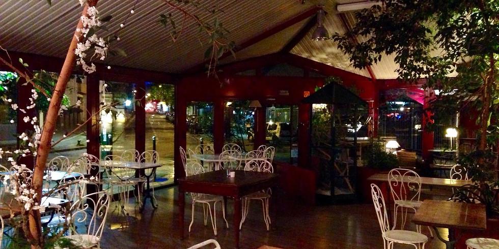 Café littéraire Le Jardin de Minuit