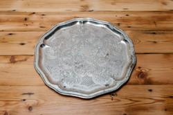 Silver Tray #2