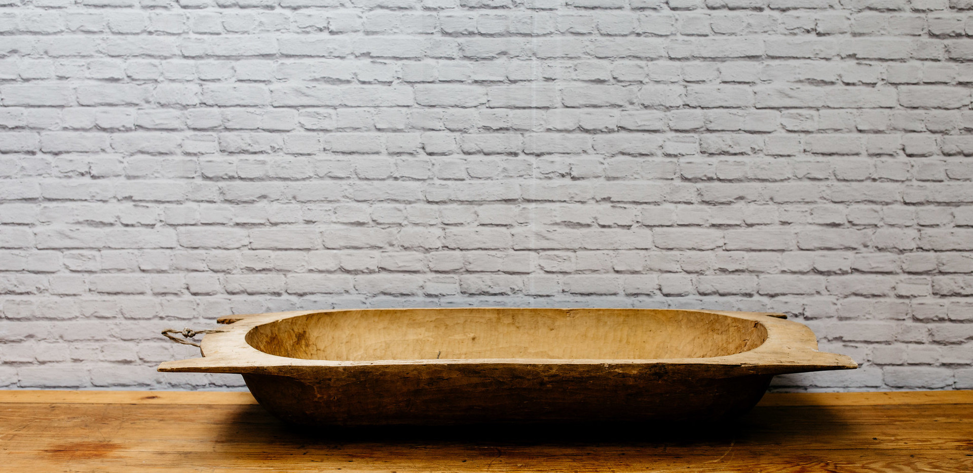 Vintage Dough Trough