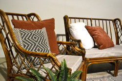 Carter Bamboo Sofa / Armchair