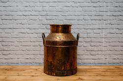 Copper Milk Churn