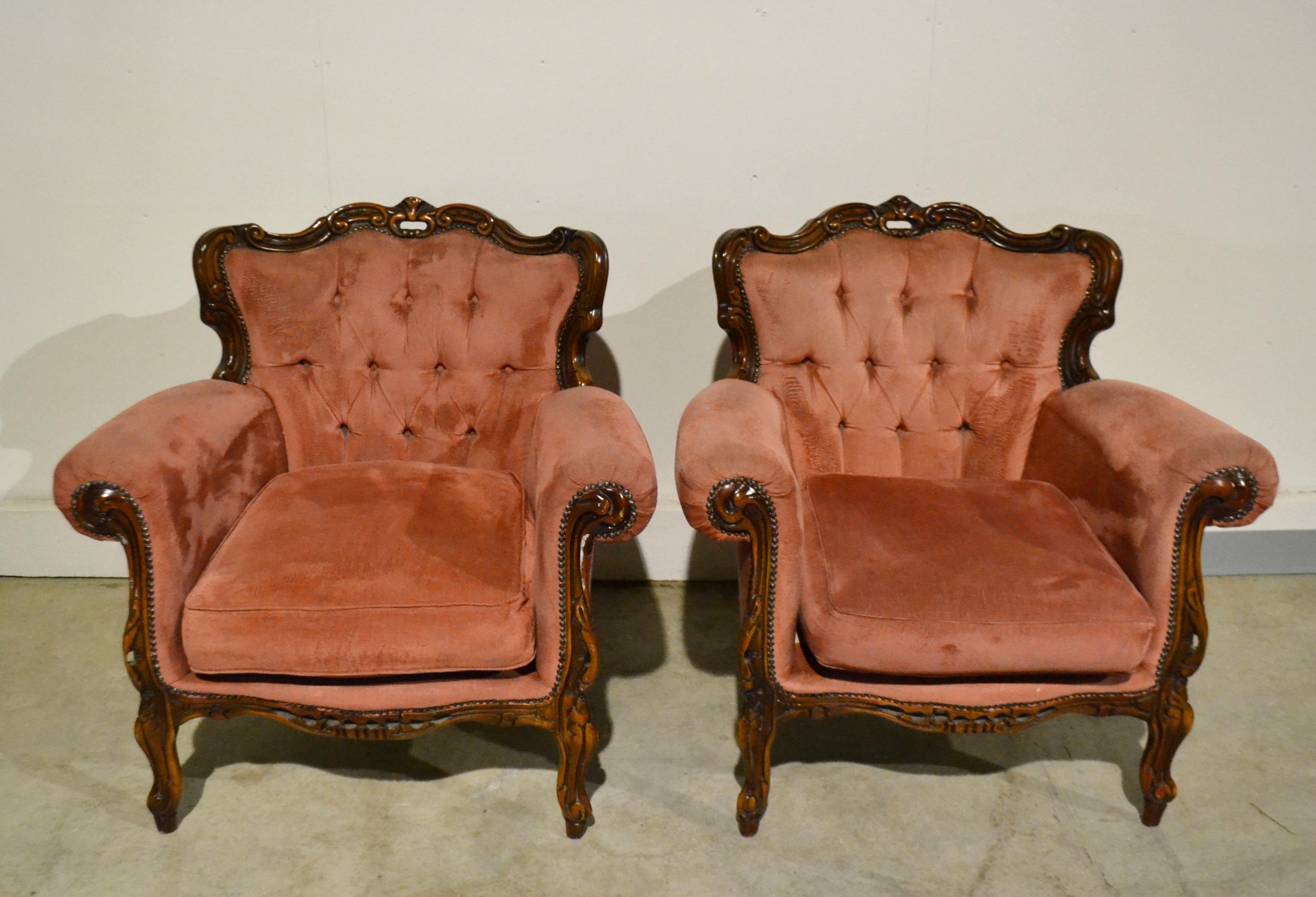 Vintage Dusk Armchair