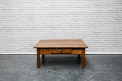 Vintage French Coffee Table