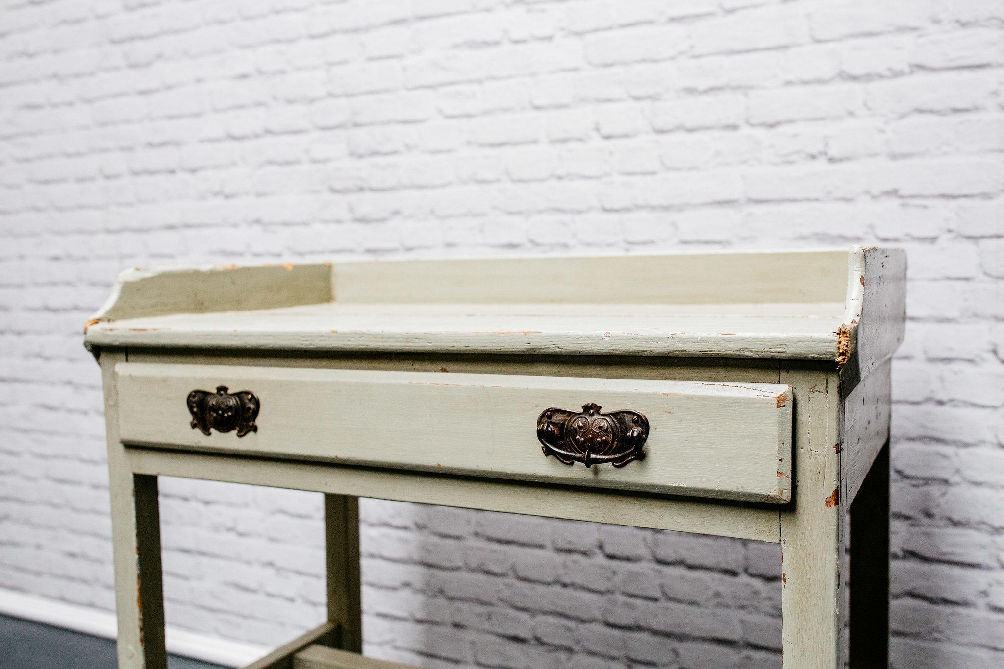 Pale Green Dresser