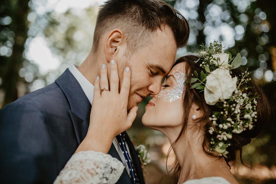 Real Wedding - Jenny & Tom