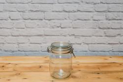 Kilne Style Jar