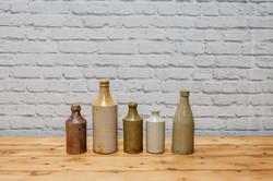 Pottery Bottles