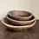 Thumbnail: Wooden Rustic Bowl