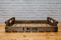 Large Apple Crate