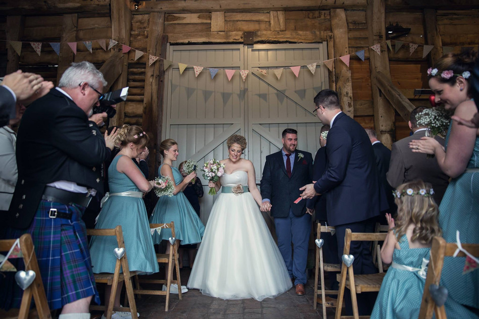 A Very Vintage Wedding