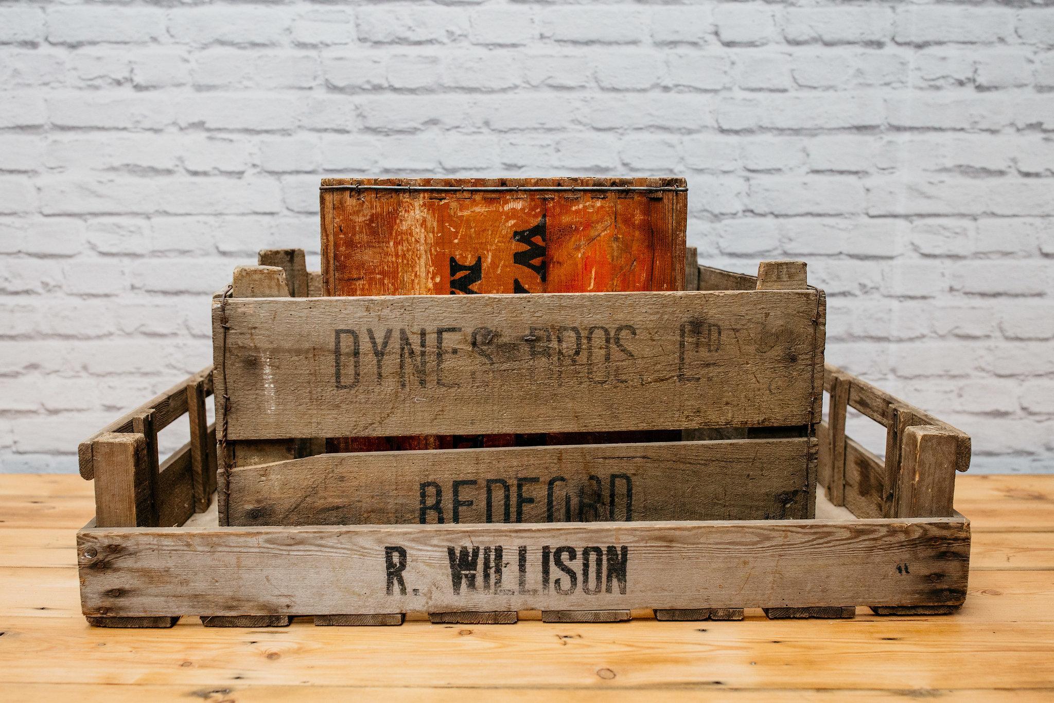 Watney Crate