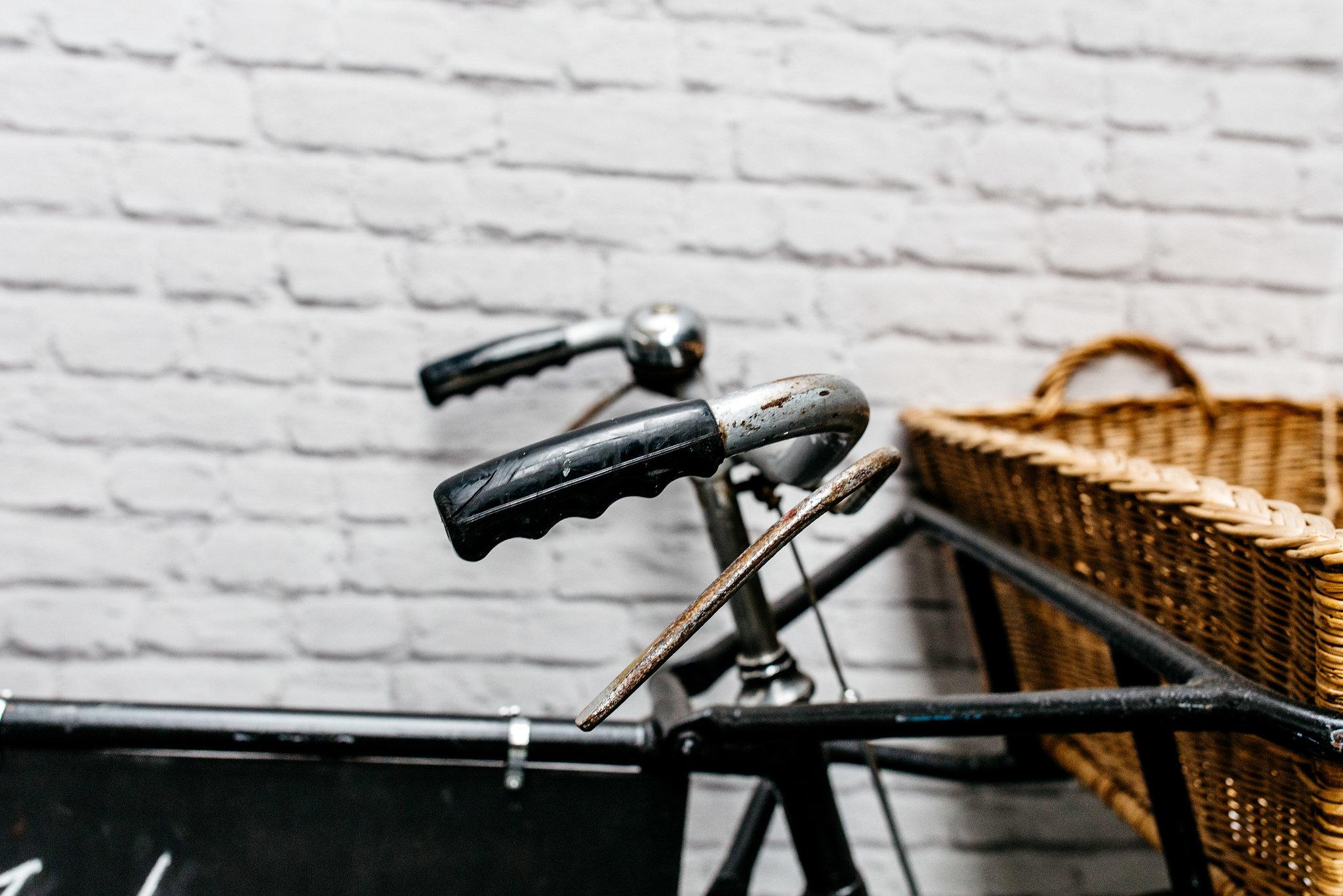 Vintage Pashley Bike