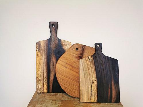 Trio of Charcuterie Boards