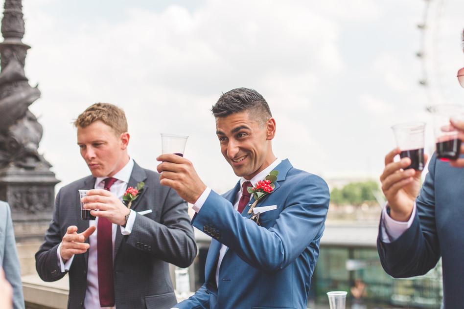 Real Wedding - Rowan & Pyam