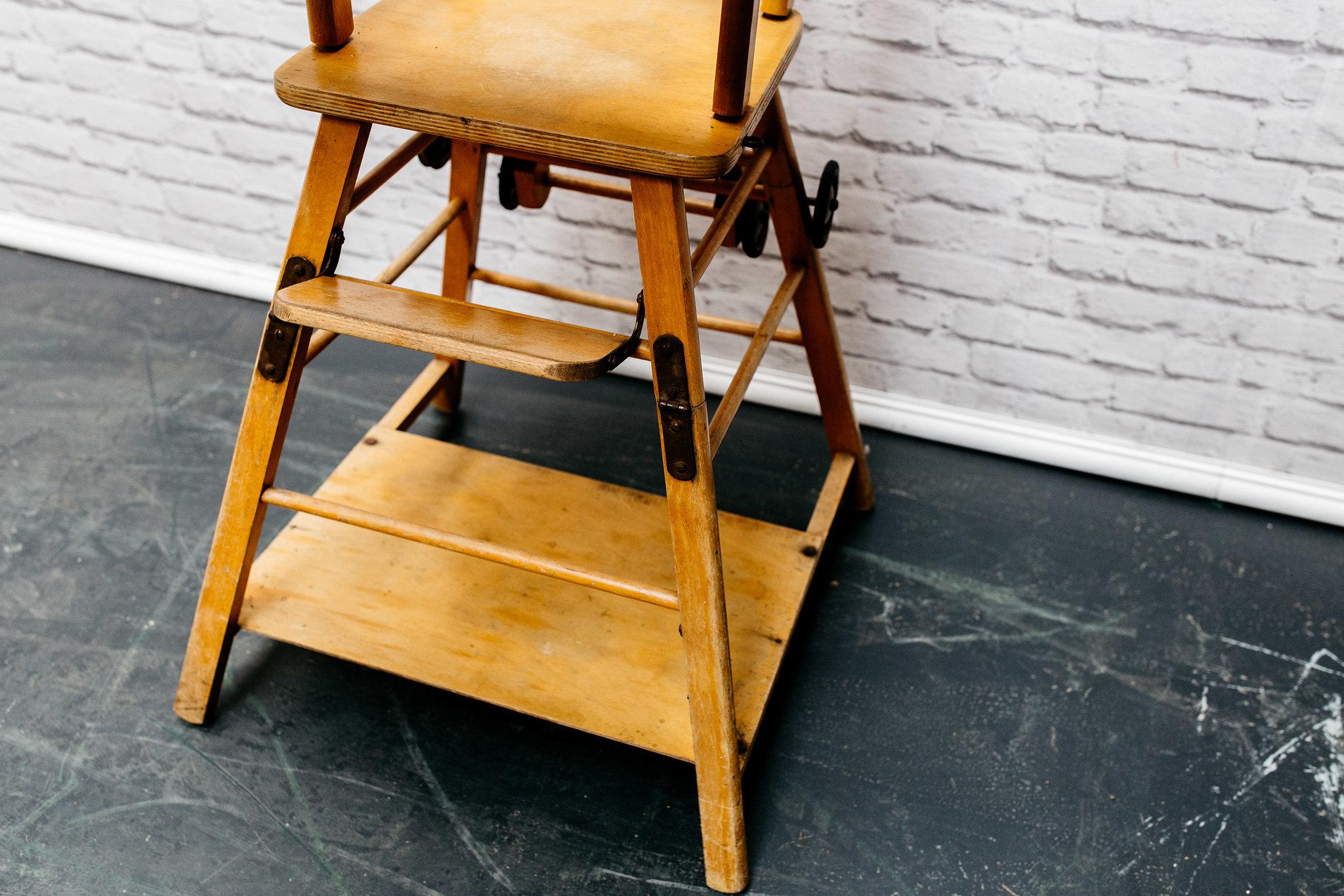 Vintage Highchair