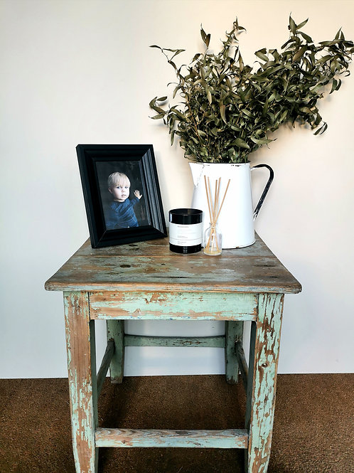 Vintage Side Table / Occasional Table