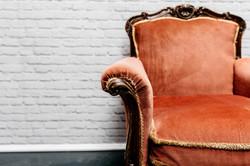 Blush Armchair