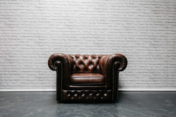 Ox Blood Chesterfield Sofa