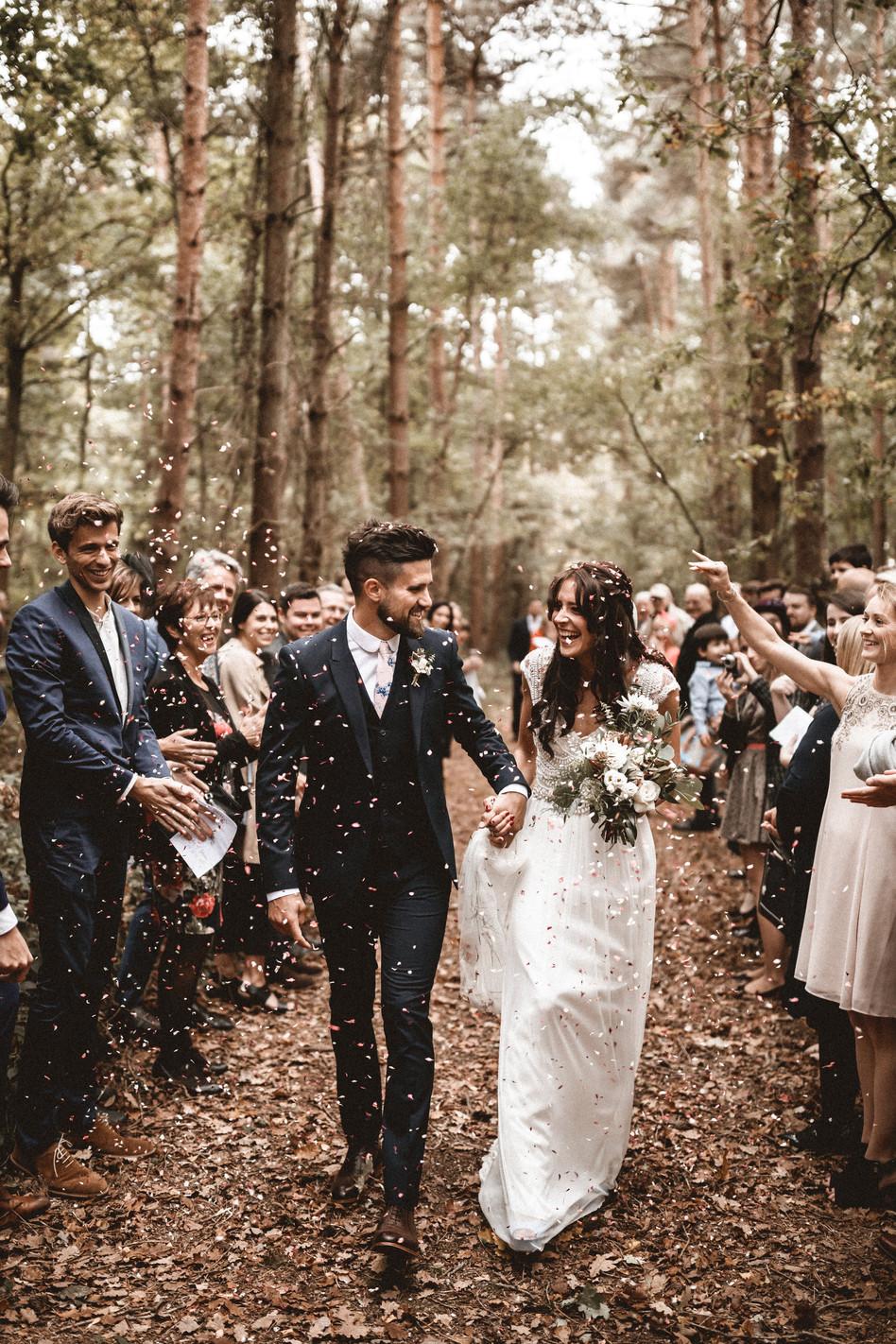 Real Wedding - Lauren & James